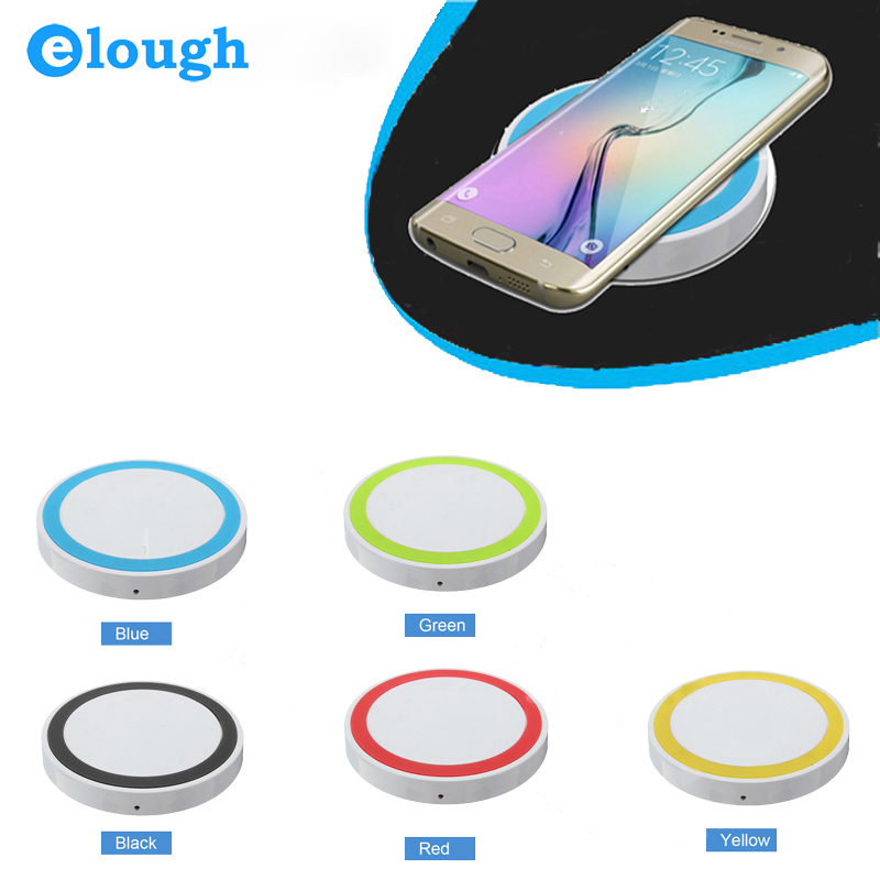 QI Wireless Charger Charging Pad for Samsung Galaxy S7 S6 edge Note 5 Nokia HTC 8X Google Nexus 5 6 7 Phone Qi Micro USB Charger