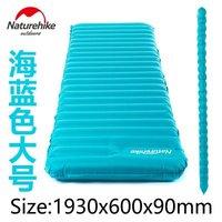 גודל גדול NH להעביר את כרית שינה אוהל כרית מתנפחת חיצונית באופן ידני באופן אוטומטי כרית מתנפחת כרית לחות