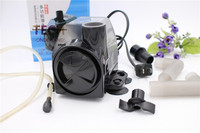 Low water level internal multifunctional immersible pump for aquarium submersible pump silent water pump HAILEA HX 4500