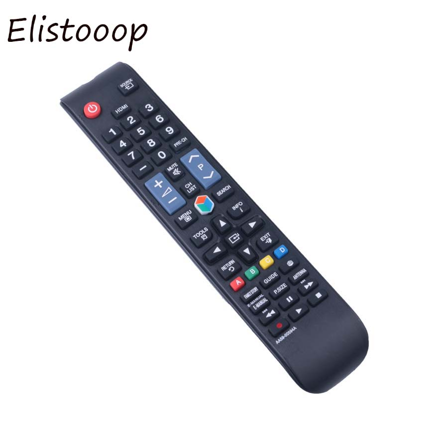 Elistooop use 3D Smart Player Remote control for SAMSUNG AA59-00581A AA59-00582A TV