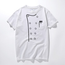 New Funny Chef Whites Kitchen Cooking Gift T Shirt Men Tshirt Man Clothing Short Sleeve