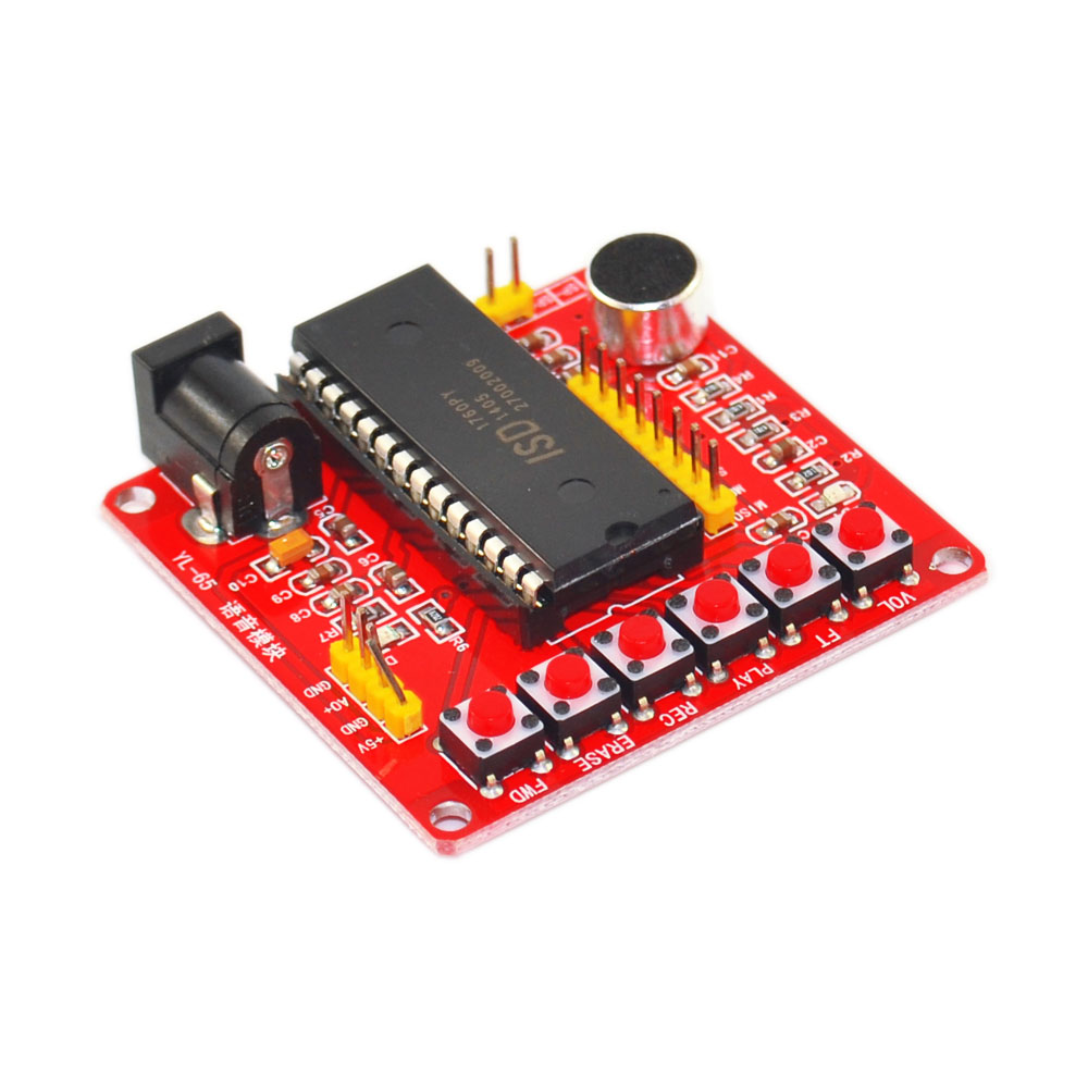 Keyes ISD1700 Voice Record-play Module(with Chip)/ISD1760 Module