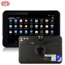New 7 inch Android GPS Navigation DVR Android WiFi Internet GPS Video Recorder Capacitive Touch Screen FM 8GB Disk