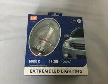 FLIPS Style Car Headlight H4 H7 Led Bulbs H1 H3 H8 H11 HB4 HB3 9006 9005 H27 880 9012 6000K 12V 24V Auto Light Bulb fog Lamp