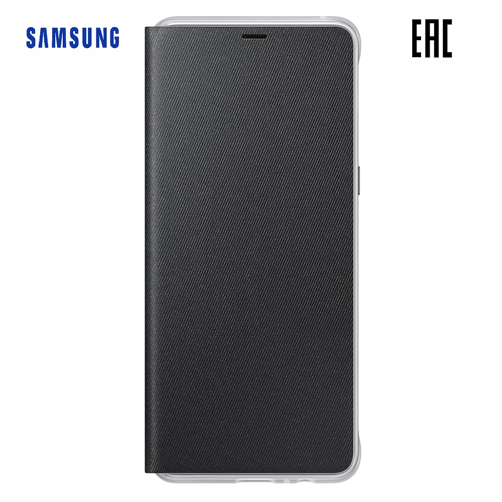 Case for Samsung Neon Flip Cover Galaxy A8+ (2018) EF-FA730P Phones Telecommunications Mobile Phone Accessories mi_32803470598 cellularvilla case for samsung galaxy tab 3 7 8 gen pu leather elastic hand strap flip folio stand case cover stylus touch pen