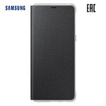 Чехол-книжка Samsung Neon Flip Cover для Galaxy A8+ (2018)