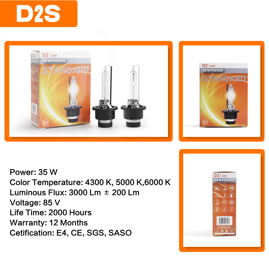 d3s d3r d4s pro 12v 25w 35w