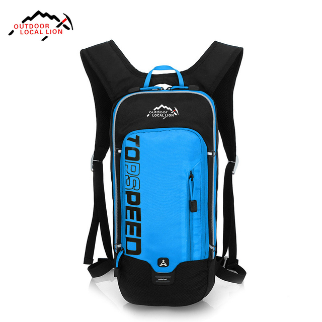 0e00367be650 LOCAL LION 6L Waterproof Bicycle Backpack MTB Bike Bag Running Hydration  Backpack For Cycling Hiking Camping