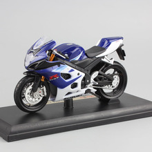 1:18 scale Children metal diecast motorcycle model racing SUZUKI GSX-R 1000 moto sport cars Free Wheels Toys Collection for boys license plate holder for suzuki gsxs 750 gsx s 750 gsx s 1000 gsxs 1000f motorcycle accessories tail tidy fender bracket