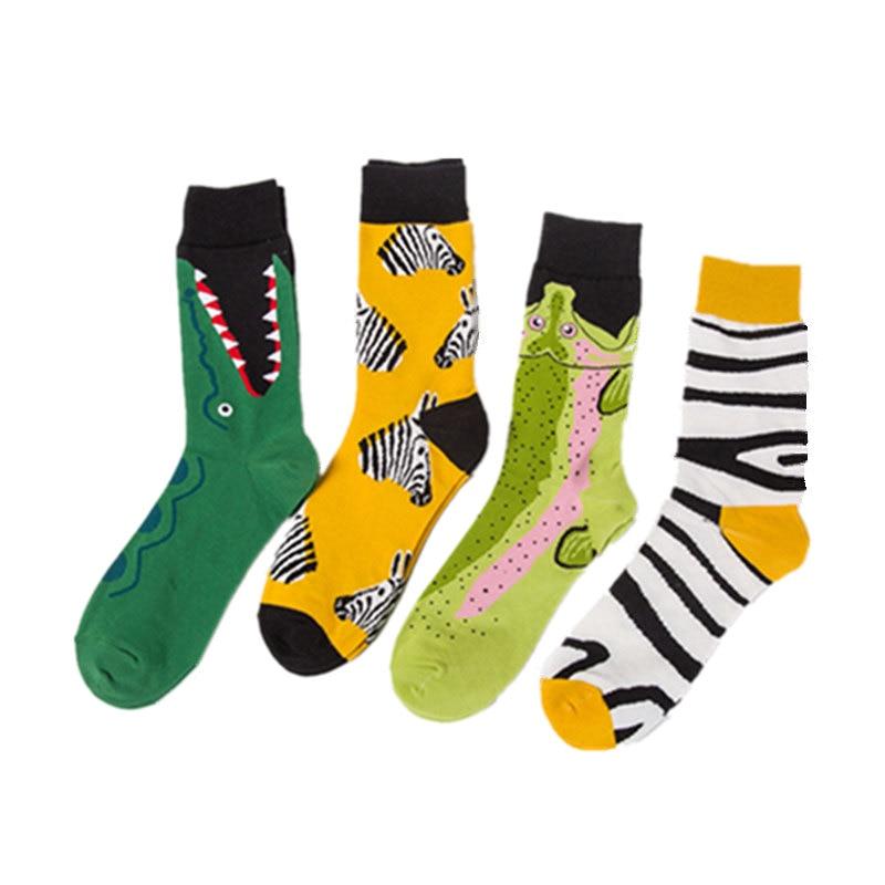 Originality pattern men's sockss