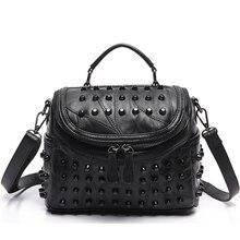 2019ผู้หญิงกระเป๋าหนังแท้Sheepskin Messengerกระเป๋าแบรนด์ที่มีชื่อเสียงออกแบบกระเป๋าถือหญิงไหล่กระเป๋าSac