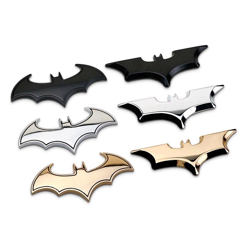 ⓪Автомобиль Стикеры эмблемы bat металл 2 Дизайн 3 цвета ...