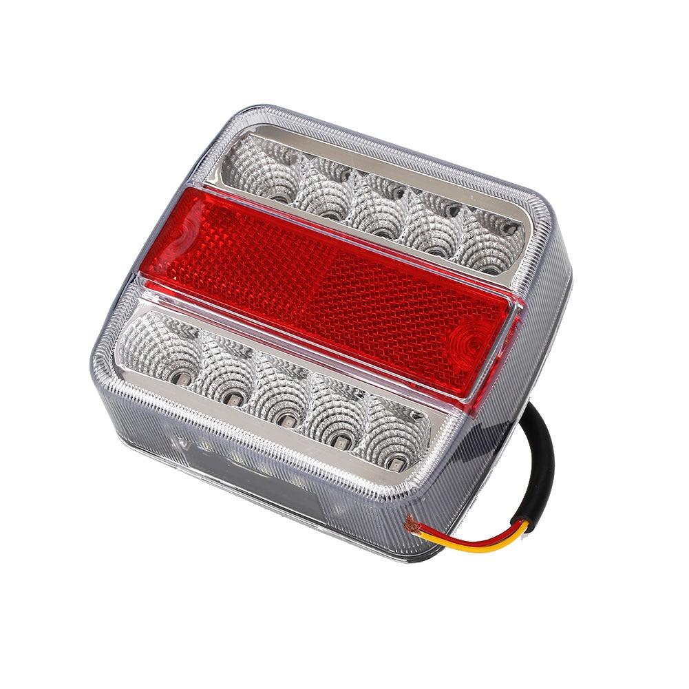 светодиодные фонари лодочных прицепов