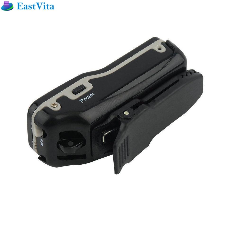 EastVita MD80 Camera Mini+Clip Camcorders Cams+Bracket Support Memory Card HD DVR Sports VOX mode Video Camera