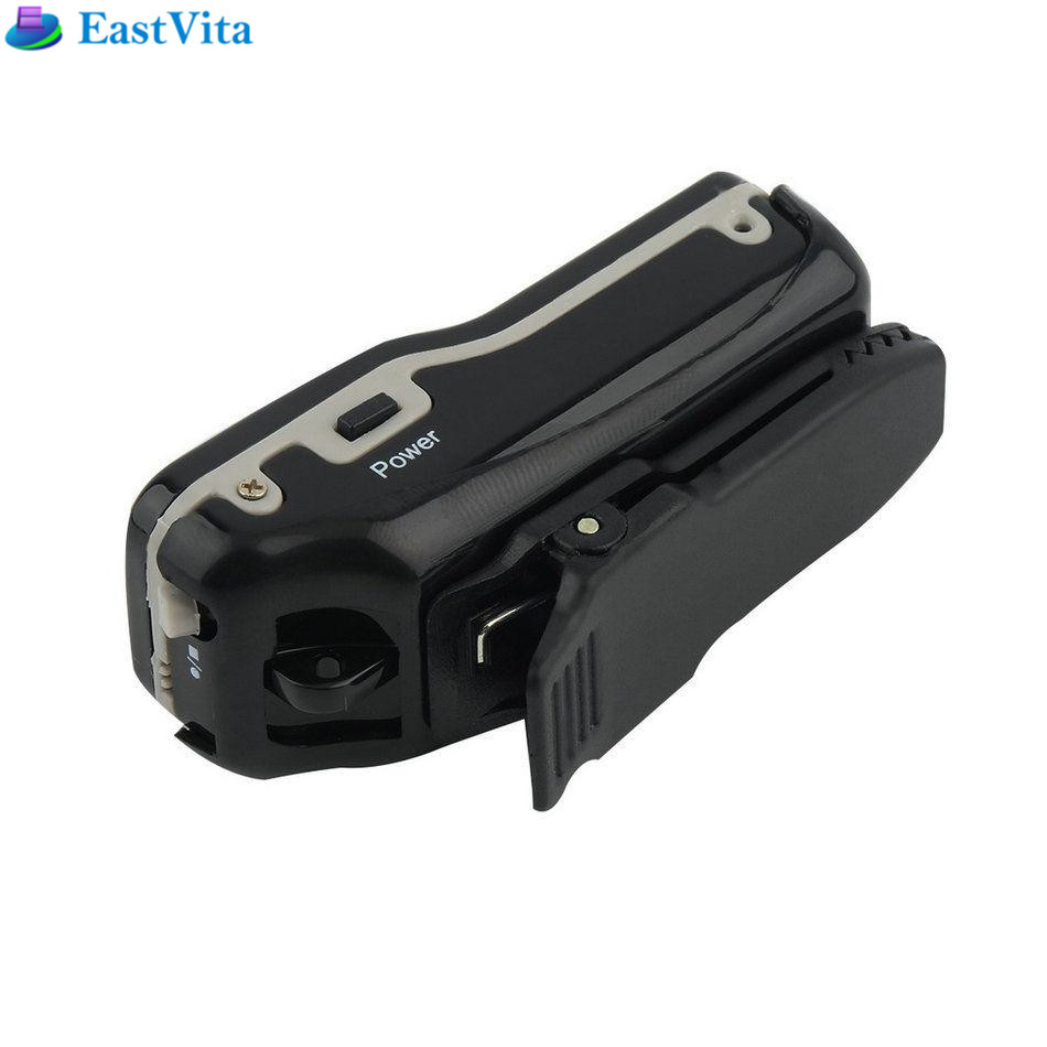 EastVita MD80 Camera Mini+Clip Camcorders Cams+Bracket Support Memory Card HD DVR Sports VOX mode Video Camera
