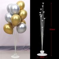Bruiloft Decoratie Ballonnen Accesoires Ballonnen Stand Ballon Houder Kolom Stok Ballon Baby Shower Kids Birthday Party Decor 2
