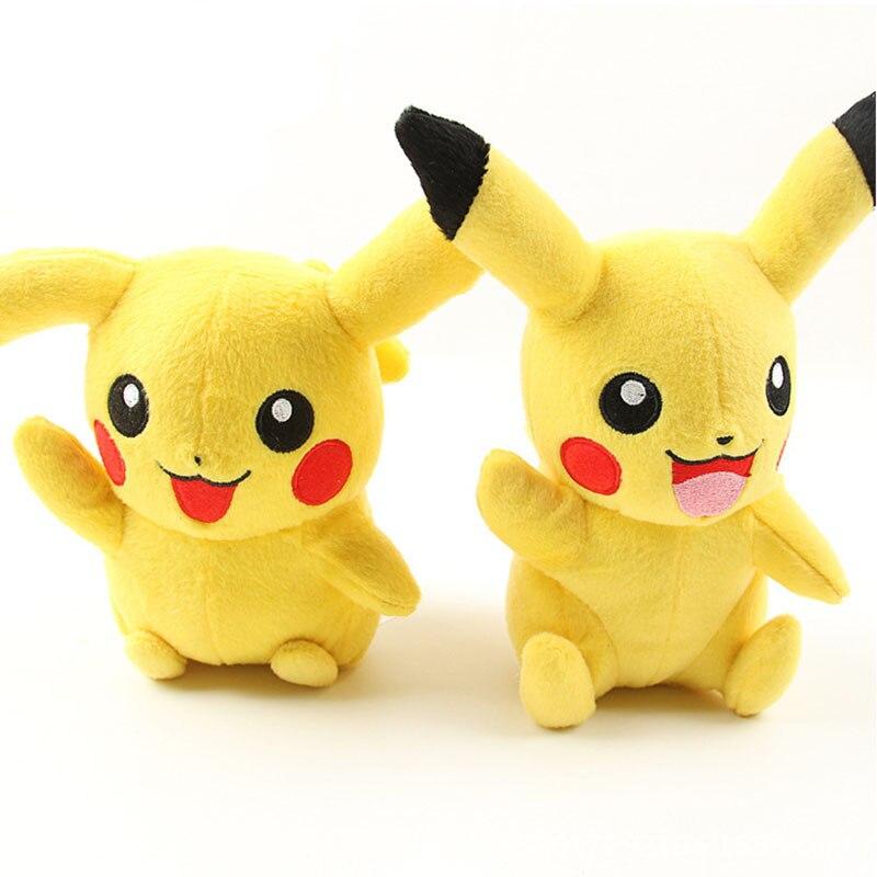 fat pikachu plush toy 30 40 50cm cute big eyes dolls for children