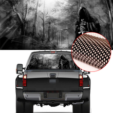 GRIM REAPER Rear Wind ow Graphic Decal Tint Sticker Truck Car Back Vinyl 22 x 65