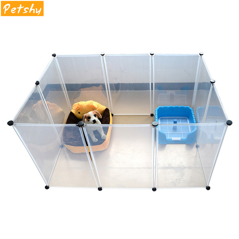 petshy-dog-fences-pet-playpen-diy-freely-combined-animal-cat-crate-cave-multi-functional-sleeping-playing-kennel-house-for-dogs