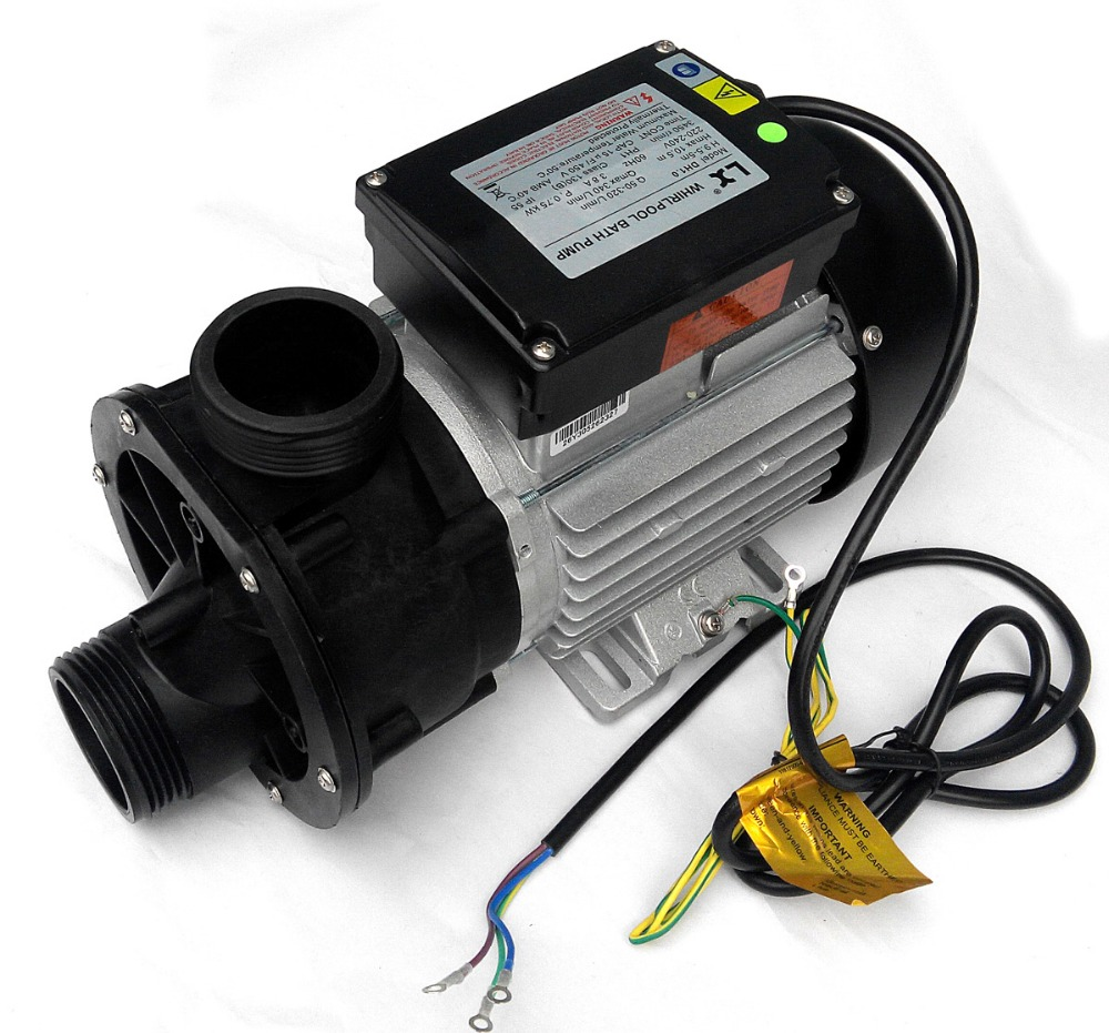 DH1 Whirlpool 1HP Hot Tub Pump Chinese Jacuzzi Whirlpool Spa Bath LX ...