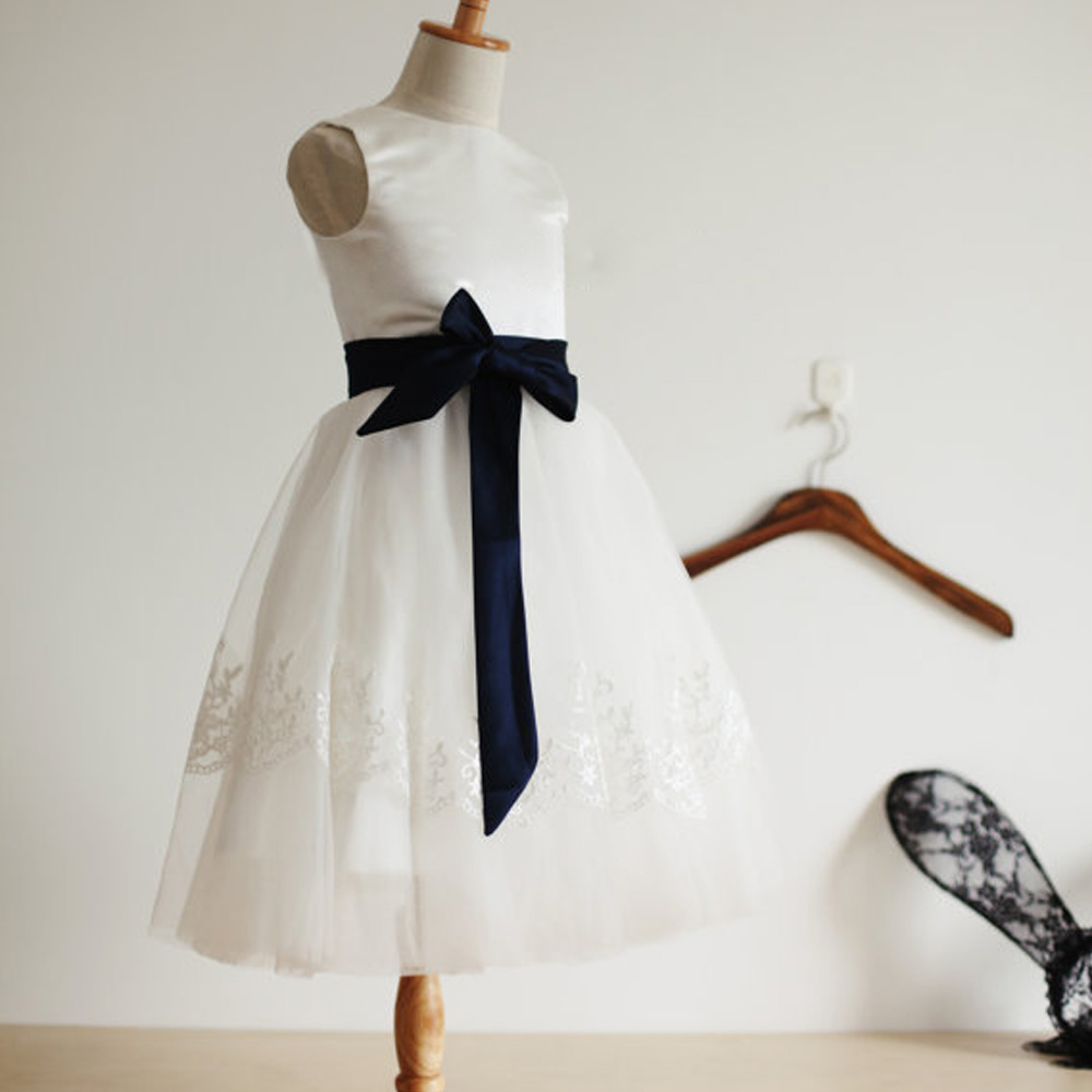 ФОТО Elegant High-grade Lace Formal Girls Graduation Dresses Teenage Infant Pageant Dress Junior Bridesmaid Wedding Dress 12 Year Old