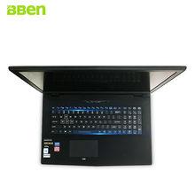 Bben ноутбук Windows 10 Intel i7 6700 К NVIDIA GTX970 8 ГБ ОЗУ 512 г SSD 1 т HDD убийца беспроводной-AC клавиатура с подсветкой игровой компьютер