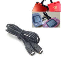 50PCS Link Cable for Nintendo Game Boy Advance GBA SP 2 Player Linking Connector Cord