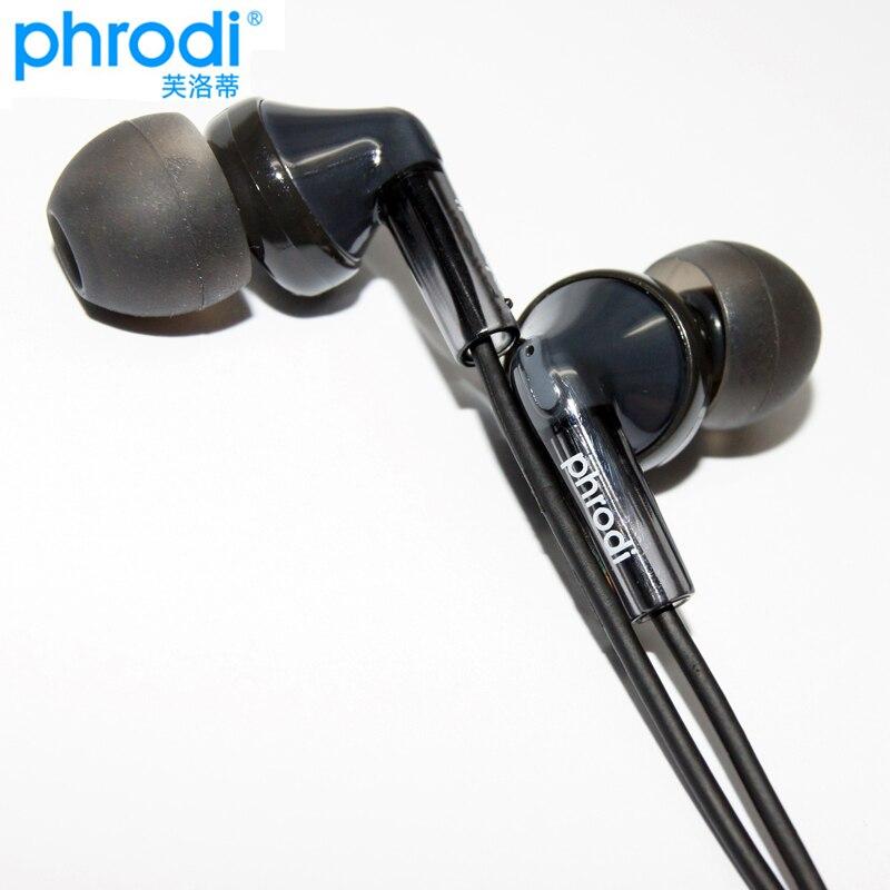 Phrodi PodT21 Original Super Bass Sound Stereo HIFI Music Earbud Earphone Subwoofer Noise Isolation Headphones for Iphone Xiaomi