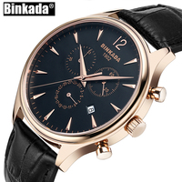 Men S Classic Sport Men Chronograph Watch Top Brand Luxury Function Watch Men Casual Gold Business