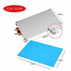 Desoldador BGA lámpara led cuenta Estación de desoldar Fever estación de precalentamiento de la placa LCD tira Reparación de chips termostato placa de calentamiento
