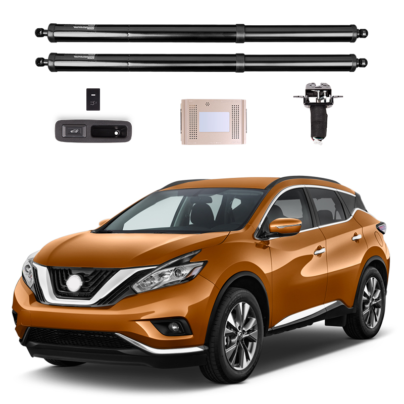New For Nissan MURANO Electric Tailgate Modified Leg Sensor Tailgate Car Modification Automatic Lifting Rear Door Car Parts