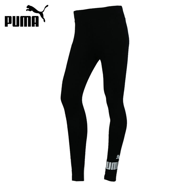 Original New Arrival 2018 PUMA ESS Logo Leggings Women's Tight Pants Sportswear
