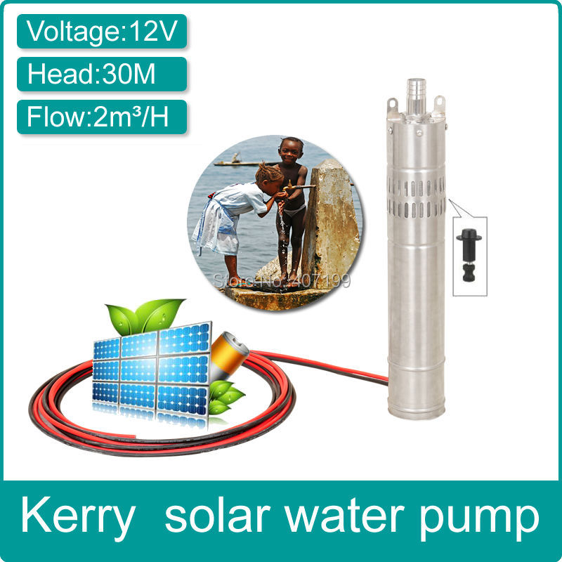 5hp Solar Submersible Pump Specifications
