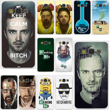 Breaking Bad Chemistry Walter Hard for Samsung Galaxy A3 A5 J3 J5 J7 2015 2016 2017 & Grand Prime Note 5 4 3 2 Case Cover