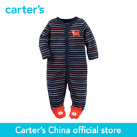 Carter S 1 Pcs Baby Children Kids Terry Snap Up Sleep Play 115G176 Sold By