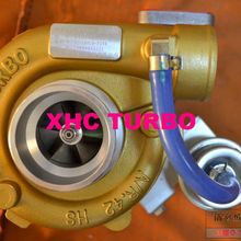 Подлинный Турбокомпрессор KINGTURBO GT25 1118010-F298 для FOTON Truck CA4DF2-14 4.8L 103KW