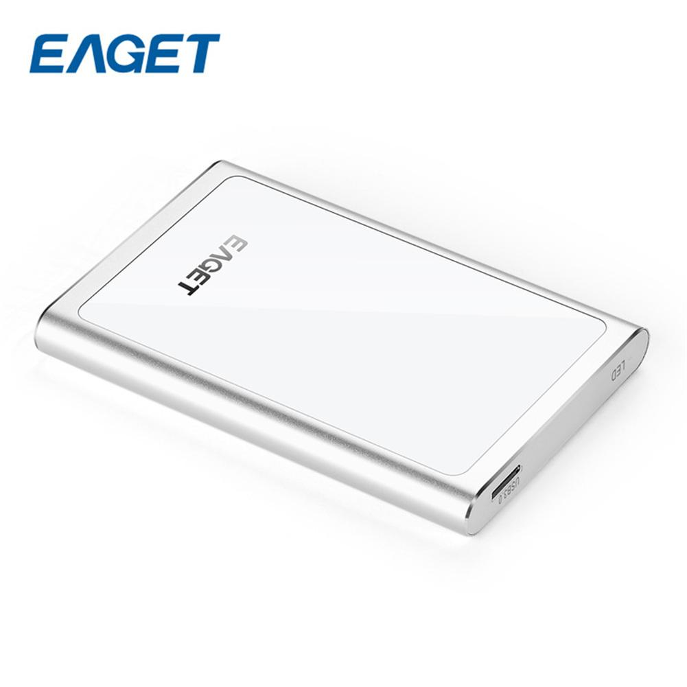 Externer Speicher Eaget G90 Hdd Drive 2,5 Zoll Usb 3.0 Tragbare High Speed Externe Festplatte 2 Tb Verschlüsselung Usb 3.0 Disco Duro Mobile Hdd