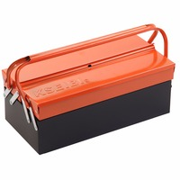 KSEIBI High Quality Empty Metal Truck Tool Box Trolley For Mechanic & Storage Tool Organizers