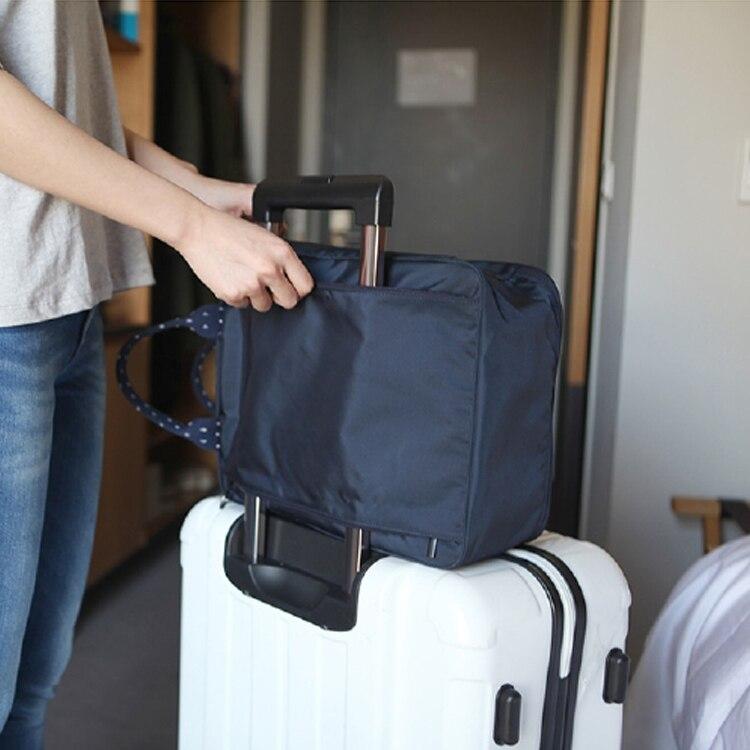 Koreja Stil Vodootporne Moda Žene Čuvanje prtljage Poslovne putne - Torbe za prtljagu i putovanje - Foto 5