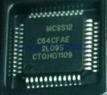 10 pcs/lot MC9S12C64 MC9S12C64CFAE 9S12C64 48-LQFP HCS12 IC En Stock