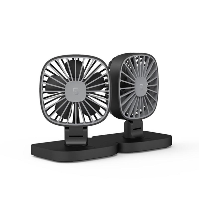 Image 2 - Low Noise Electric Fan Cooler Summer Fan for Car Truck  Low Noise Electric Fan Cooler Summer Fan for Car Truck-in Heating & Fans from Automobiles & Motorcycles