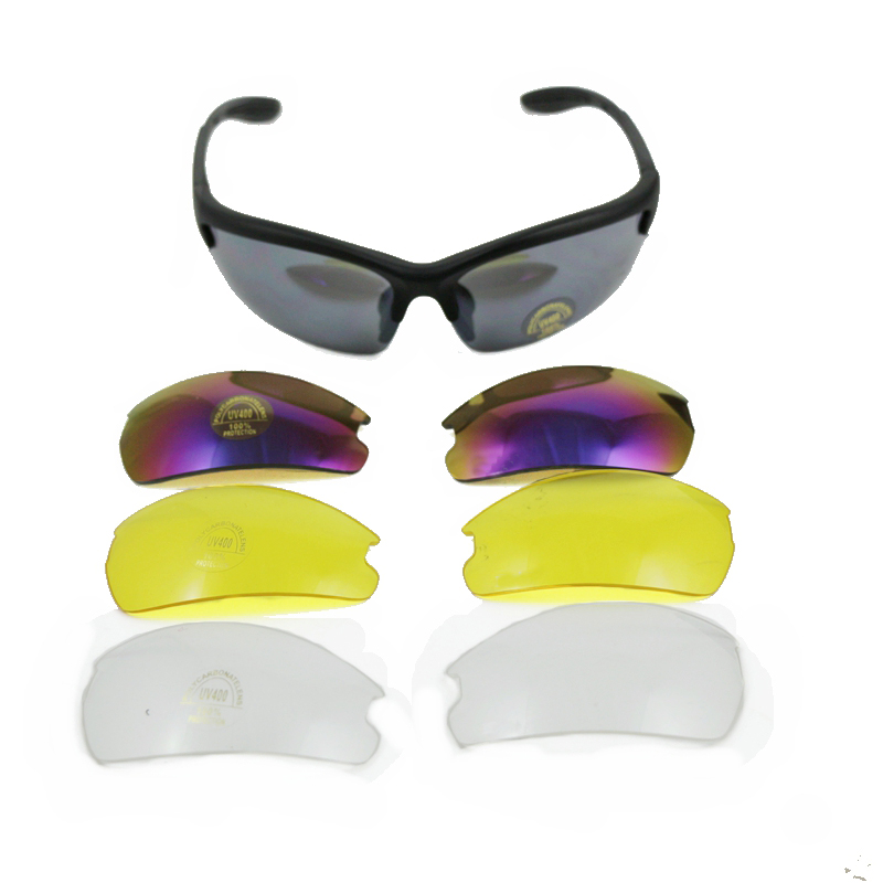 fa92aa1915c Tactical C3 Goggles Polycarbonate Desert Outdoor Sports Glasses 4 Lenses  Eyewear Cycling Riding Eye Protection Goggles-in Hiking Eyewears from Sports  ...