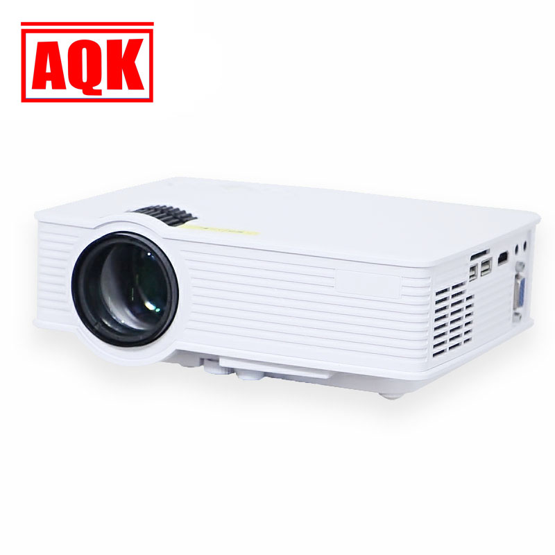 Free Shipping 2016 Bl35 Projector Full Hd Tv Home Cinema: 2016 Projector 2000 Lumens Support 1920x1080P LED