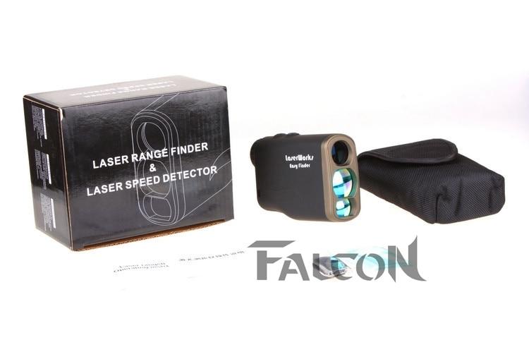 1000m laser range finder monocular telescope hunting goif