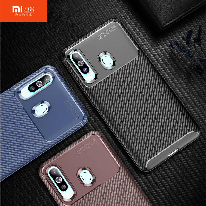 Original for 9 csae Shockproof Phone Case For xiaomi mi 9se 9T 9T pro mi 8 8lite/pro/se max3 mix3 F1 6X play Silicone TPU Cover.
