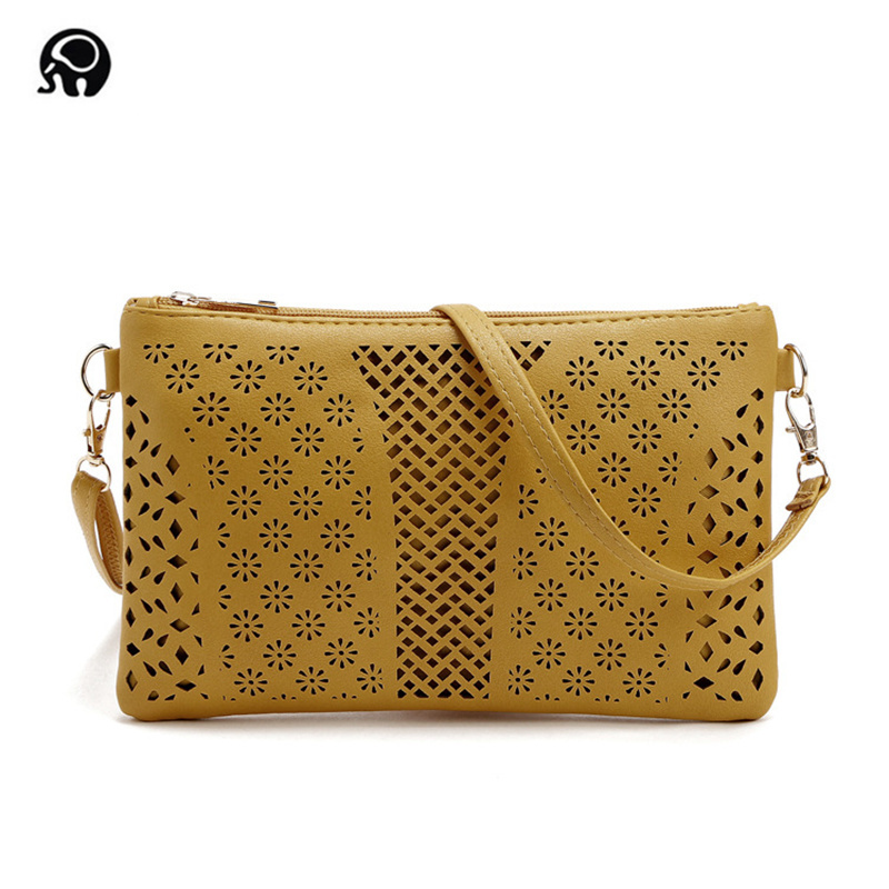 Famous Brands Shoulder Designer Evening Day Clutch Hollow Women Messenger  Bag Ladies Bolsos Bolsas Sac A 15017bbc2ec
