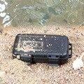 Resistência queda à prova d' água saco de disco rígido externo caso protetor fundas disco duro 2.5 externo de energia portátil