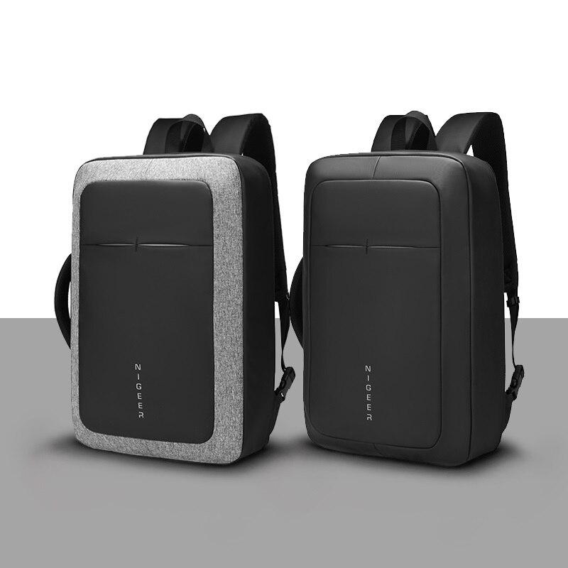 Men's Backpacks Multi-functional Intelligence Usb Waterproof Shockproof Laptop Backpack Travel Backpack