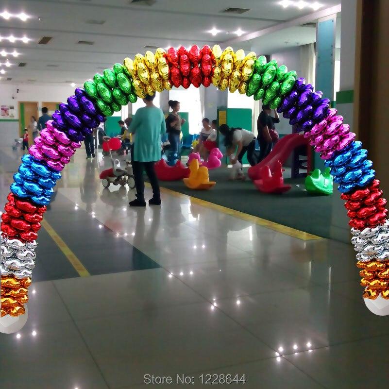 700 Cm Bogen Bogen Ballon Bogen Pol Hochzeit Dekorationen Ereignis