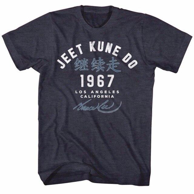 Camisa Bruce Lee 100% algodã  masculino jeet kune do